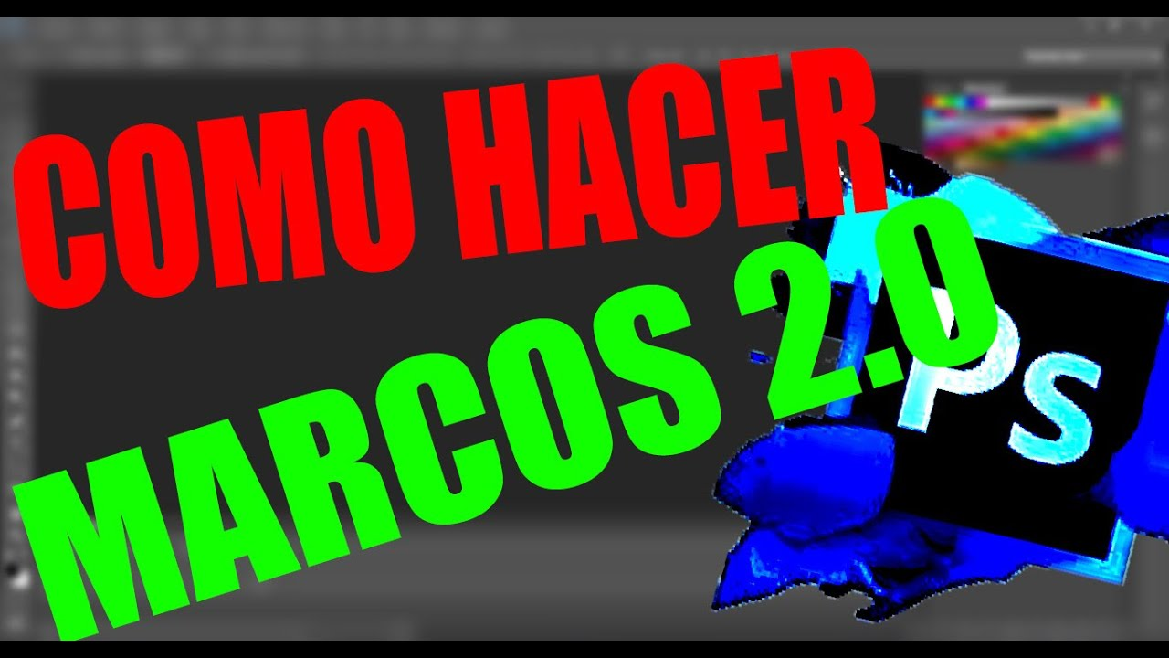COMO HACER MARCO 2.0-TUTOS FOR PC - YouTube