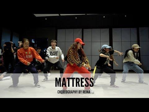 A$AP Ferg A$AP Rocky Famous Dex - Mattress    Reina Choreography