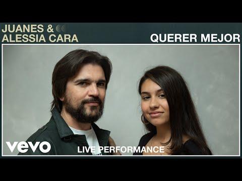Juanes, Alessia Cara - Querer Mejor | Live