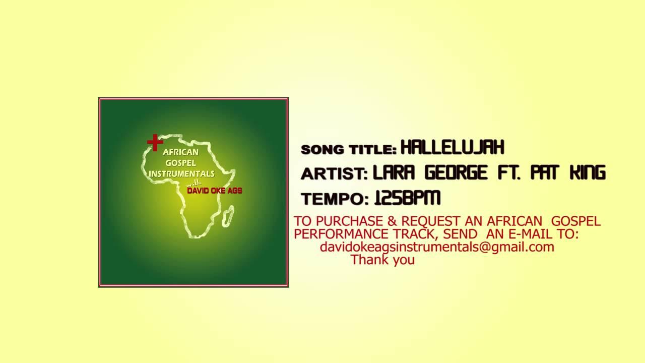 Download Hallelujah by Lara George (Performance Track)
