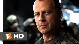 The Siege (3/3) Movie CLIP - Arresting the General (1998) HD