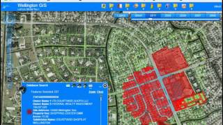 How to do a Buffer Search in GIS