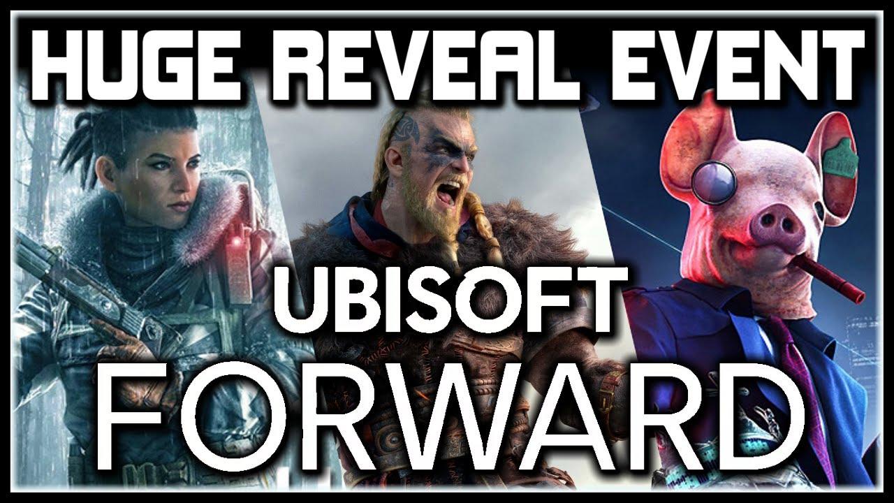 Ubisoft Forward: Watch Ubi's E3-style showcase for news on ...