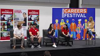 Hands-on Experience panel