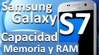 Samsung Galaxy S7 Memoria Interna y Ram - Como Liberar Memoria Ram