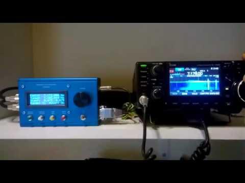 Loop Antenna & Tuner K-Loop-4 | FunnyCat TV
