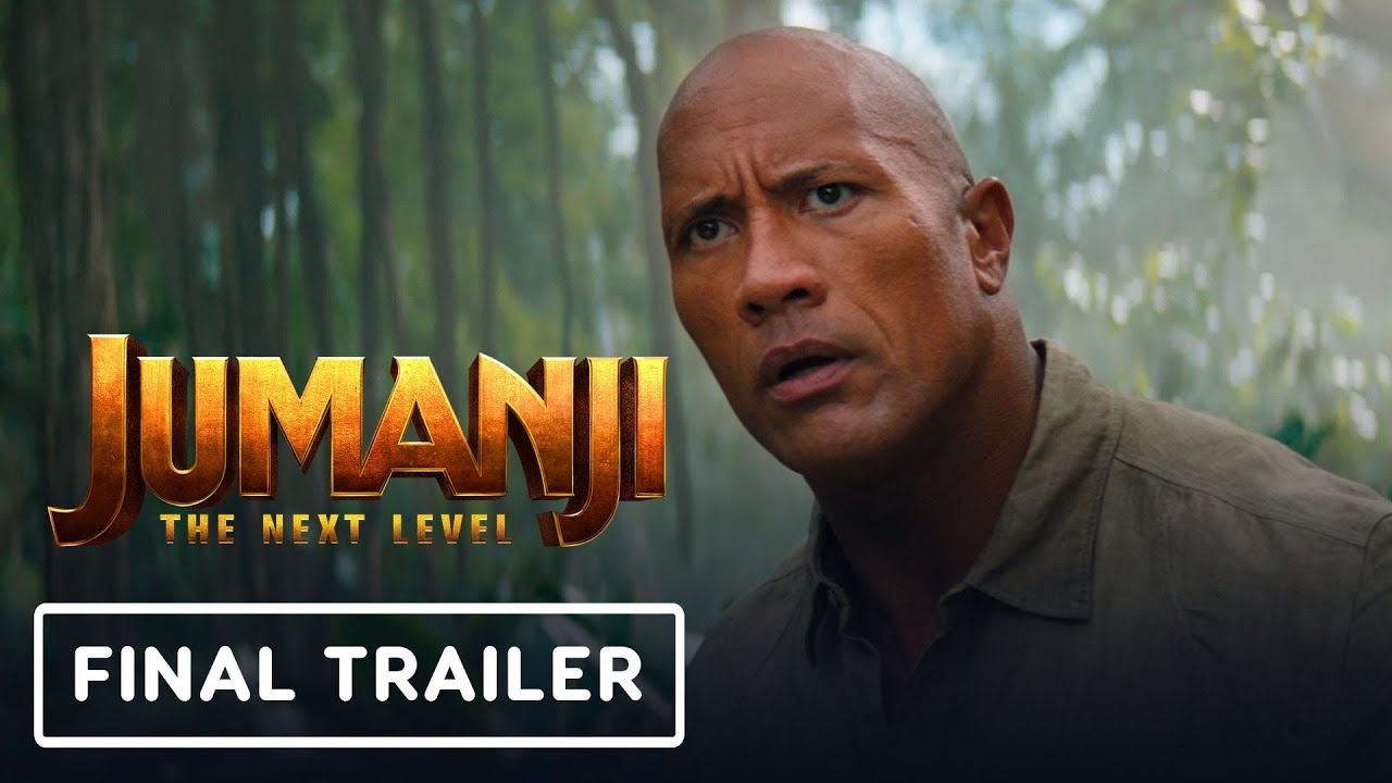 Jumanji: The Next Level - Official Final Trailer (2019) Dwayne Johnson, Kevin Hart