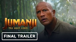 Jumanji: The Next Level - Official Final Trailer (2019) Dwayne Johnson, Kevin Hart