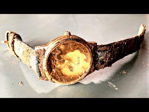Restoration Of Swiss OMEGA Wrist Watches | Restore Broken Watch