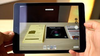 How to use Scan & Sign on iPad - Document Scanner!