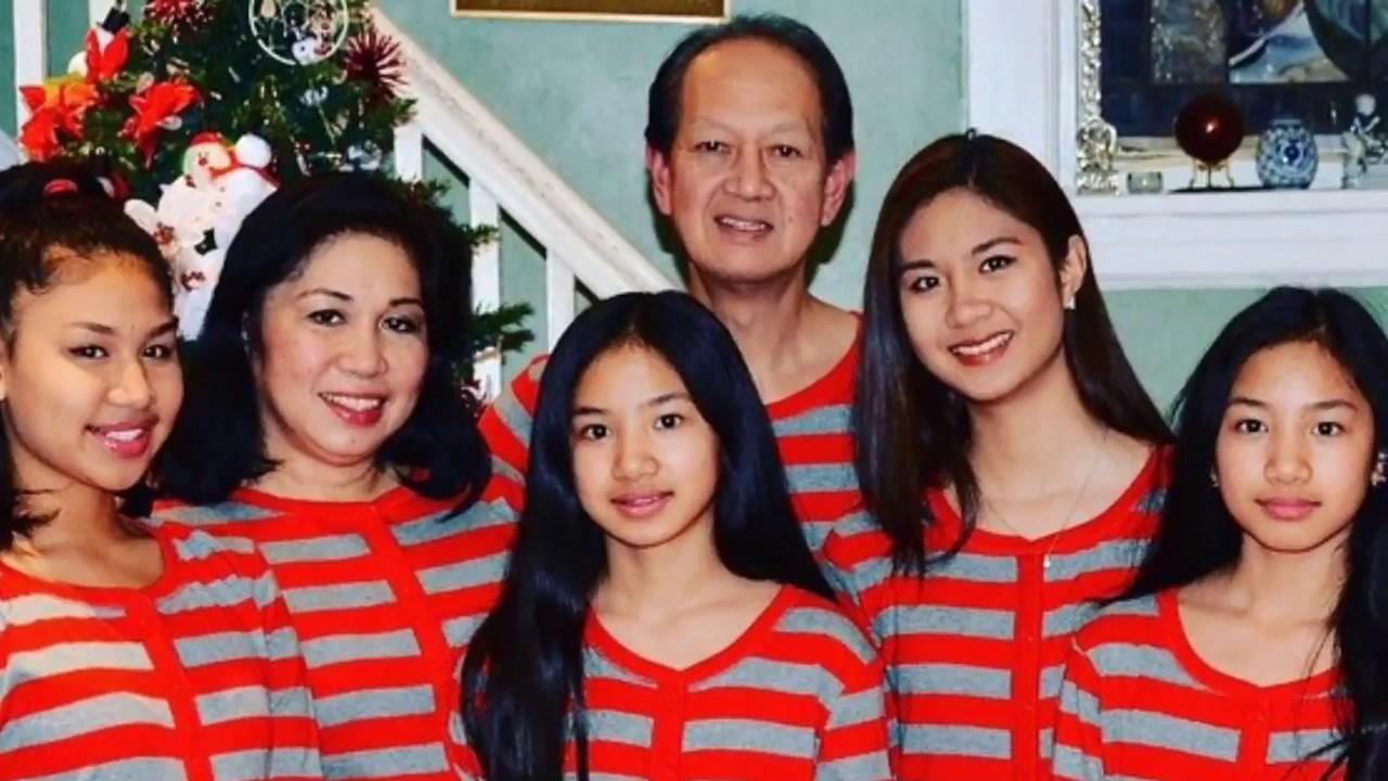Hundreds mourn N.J. dad, 4 daughters at vigil