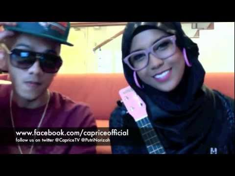 Caprice & Putri Norizah- Die In Your Arms REMIX Malay Version