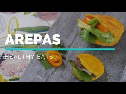 HOW TO MAKE AREPAS | Fried, baked + Arepa de Huevo!