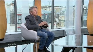 Portrait et interview de Roman Polanski