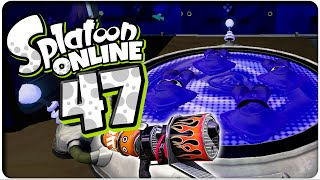 Let's Play SPLATOON ONLINE Part 47: ._. [Fern-Blaster SE]