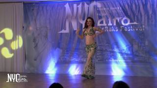 Lidia Pleiada The Bellydancer Al Rakesa الراقصة