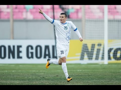 Uzbekistan 1-0 Oman (AFC U23 Championship 2018: Group Stage)