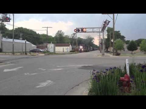 Illinois Railway 3500 - Yorkville, IL
