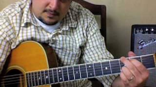 Zac Brown Band - Chicken Fried - Easy Beginner Country Guitar Lessons - Easy Songs