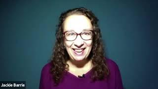 Jackie Barrie - Criminal Mistakes Speakers make on their websites