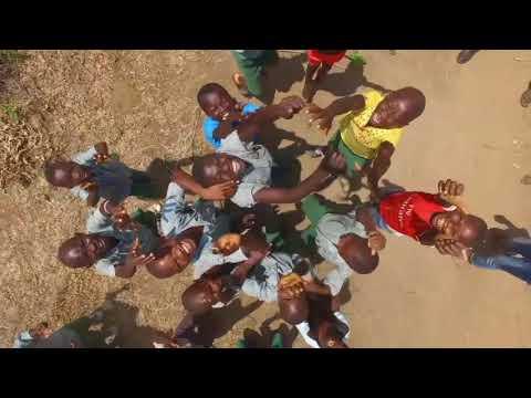 Flying Over Sierra Leone