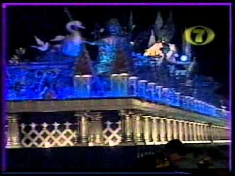Viernes Santo 1999 - Señor Sepultado El Calvario - Templo de el Calvario - Guatemala C.A.