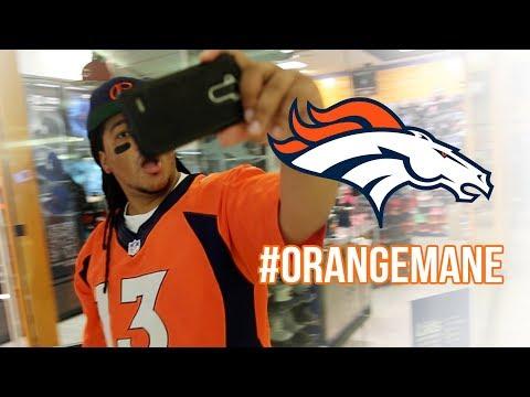 """Orange Mane"" Selfie Cam Music Video Starring Broncos Fans!"