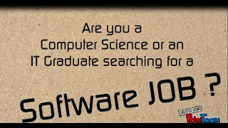 freshers your software job