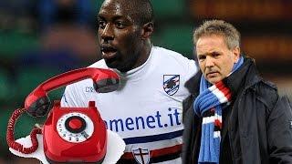 Okaka scherzo telefonico a Mihajlovic! Video comico calcio, parodia Serie A