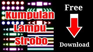 Lampu Strobo Bussid (free Download)
