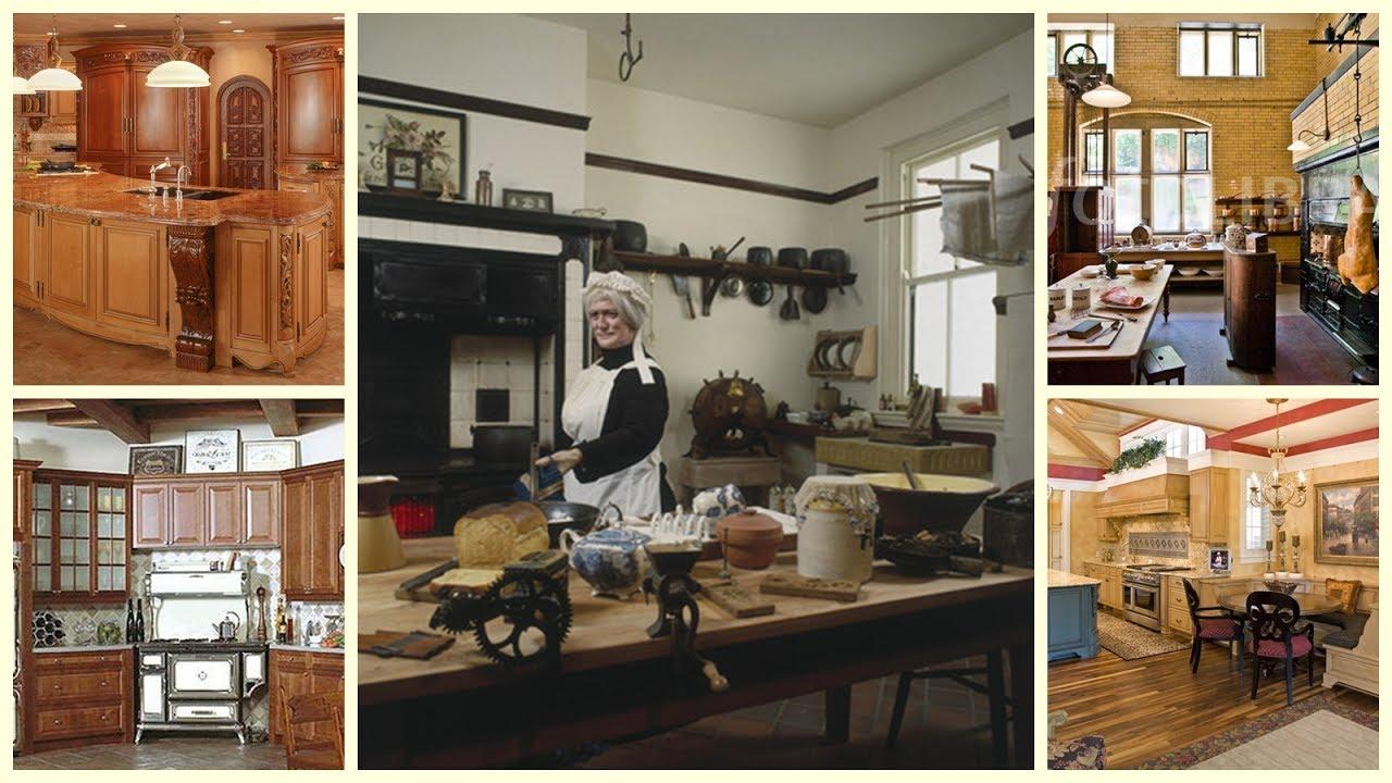 40 Victorian Kitchen Design Ideas Youtube