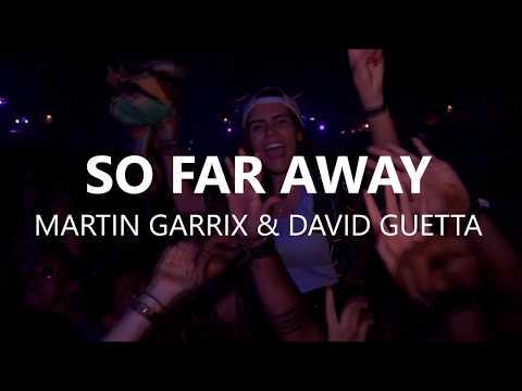Martin Garrix & David Guetta - So Far Away  (Sub-Español) | Tomorrowland 2017