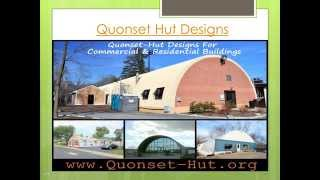 Quonset Hut Designs - Metal Building Design For A Modern Age