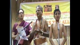(2)Song Ramanuja -Commencement Yearlong Sri Ramanuja Sahasrabthi o by Mumbai Sri Ramanuja Sabha