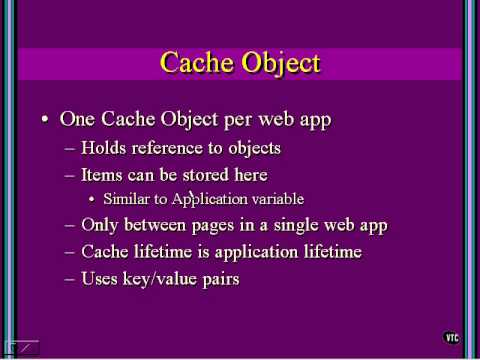 67 Cache Object