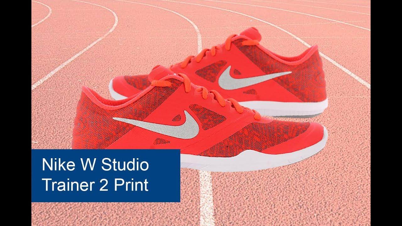 nike studio trainer 2 print