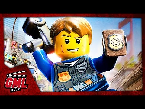 LEGO CITY UNDERCOVER FR
