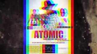 Invitación De ATOMIC En ALMERÍA  [VIERNES/\28/07/2K17]