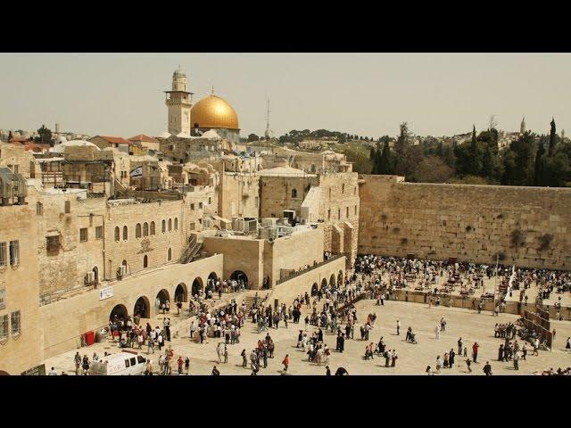 Jerusalem: Western Wall & Church of the Holy Sepulchre