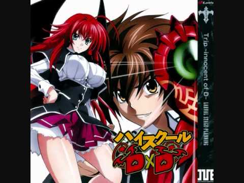 High School DxD Full Opening Male Ver~Trip Innocent Of D