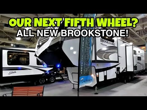 Our next Fifth Wheel? Coachmen Brookstone Stepping up the game!