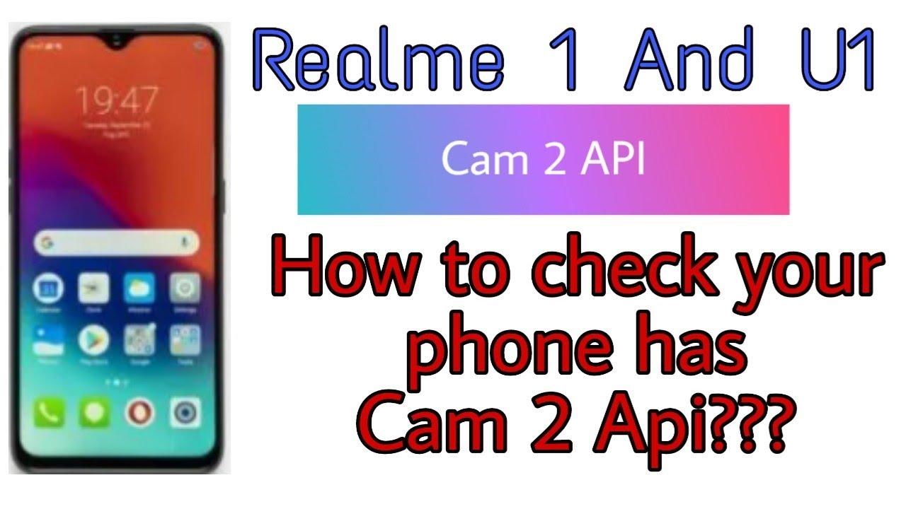 The Realme 1 Camera 2 Api {Forumaden}