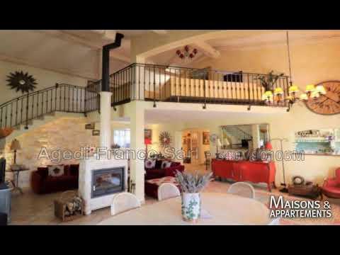 LA TURBIE - MAISON A VENDRE - 2 100 000 € - 350 m² - 4 pièces