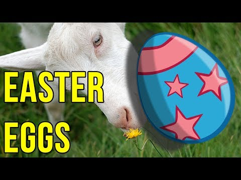 Goat Simulator - All Known Easter Eggs