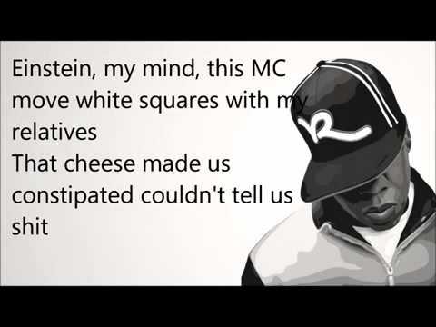Jay Z  100$ bills lyrics) HD