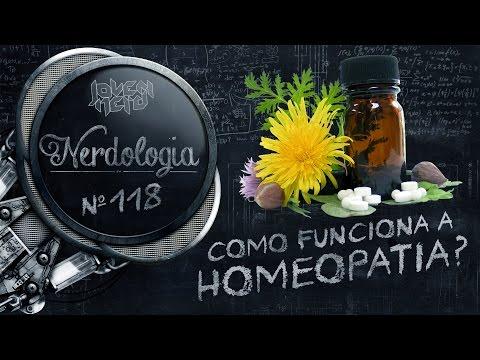 Como Funciona a Homeopatia? | Nerdologia