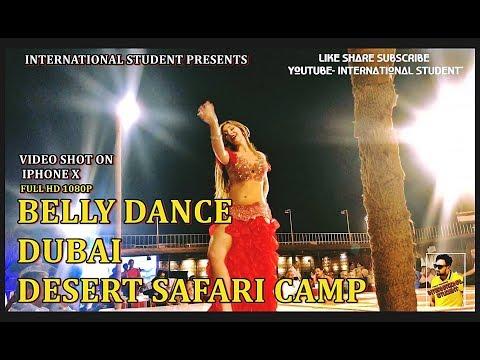 BELLY DANCE DUBAI DESERT SAFARI ! FULL HD VIDEO ! MAND RANDEEP ! INTERNATIONAL STUDENT
