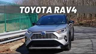 2019 Toyota RAV4 Hybrid - Better in Every Aspect  | REVIEW
