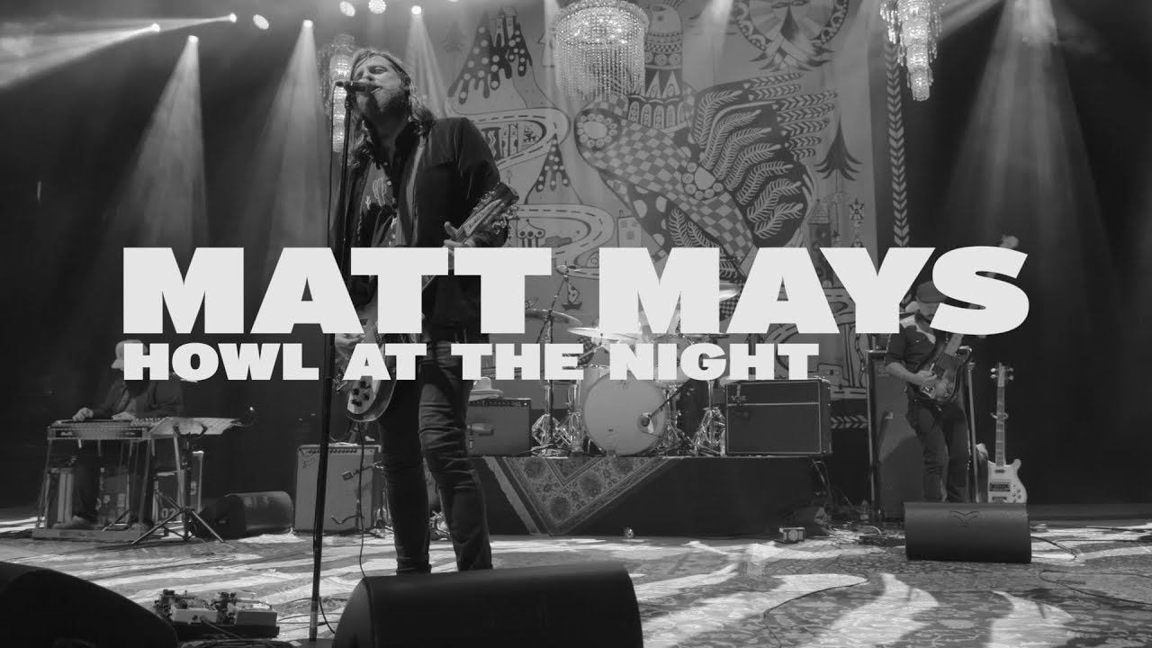 video: Matt Mays - Howl at the Night Tour