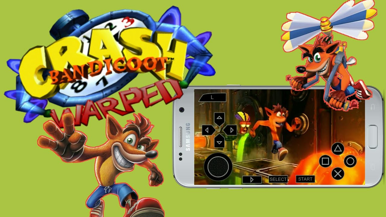 download crash bandicoot game for android 2017 youtube